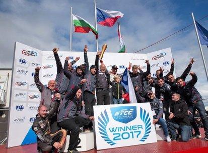 FIA ETCC Most 2017